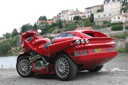 Voiture ou side ? Sideca22