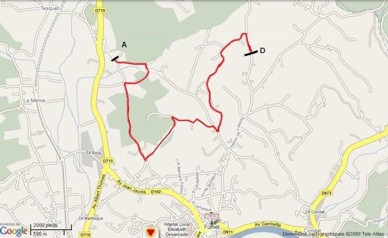 Rallye de Bonaguil - 7 et 8 Novembre 2009 Es110