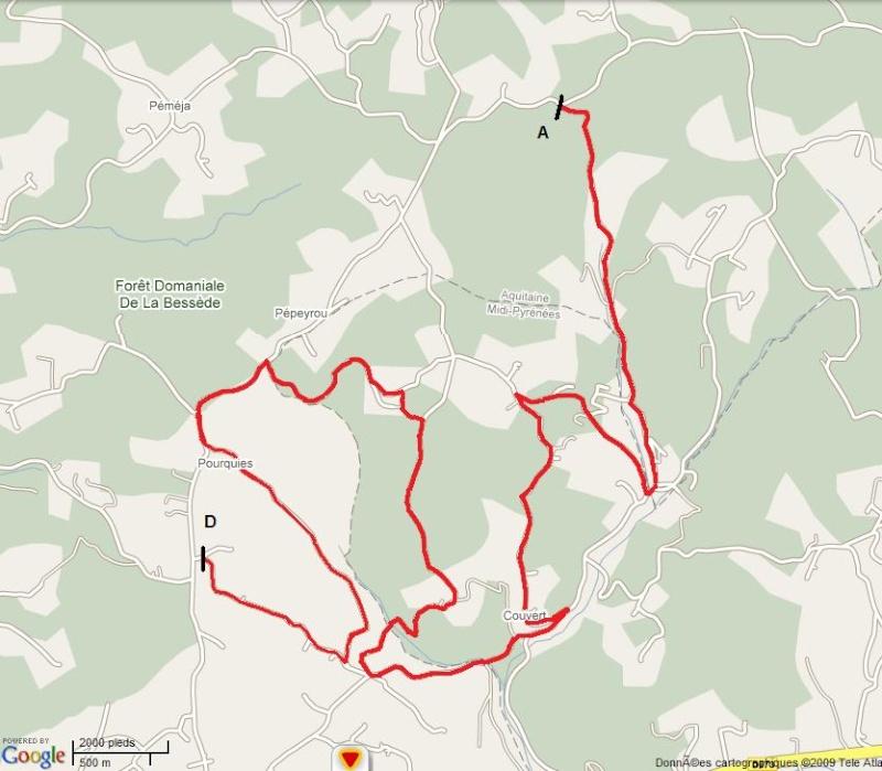 Rallye de Bonaguil - 7 et 8 Novembre 2009 Es210