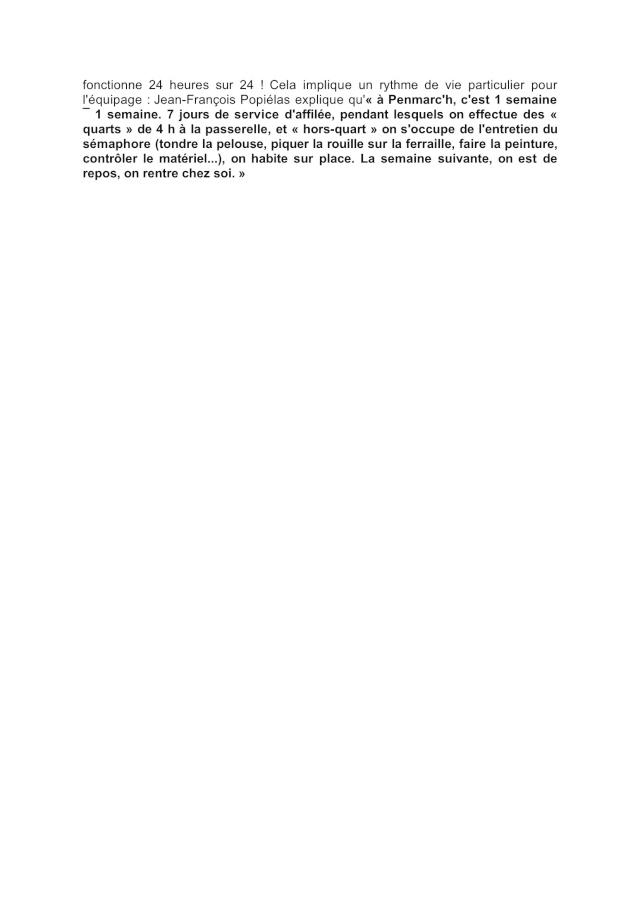 SÉMAPHORE - PENMARC'H (FINISTÈRE) Penmar13