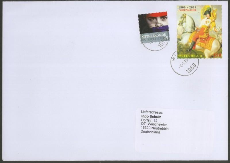 Sammlung Bedarfsbriefe Österreich ab 1945 - Seite 4 0211