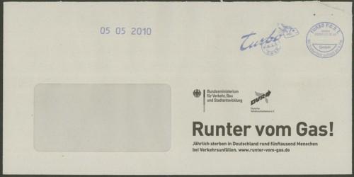 Aus dem Briefkasten 0611