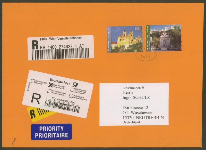 Tauschpartner(in) in  Österreich für UNO - Wien gesucht 0710