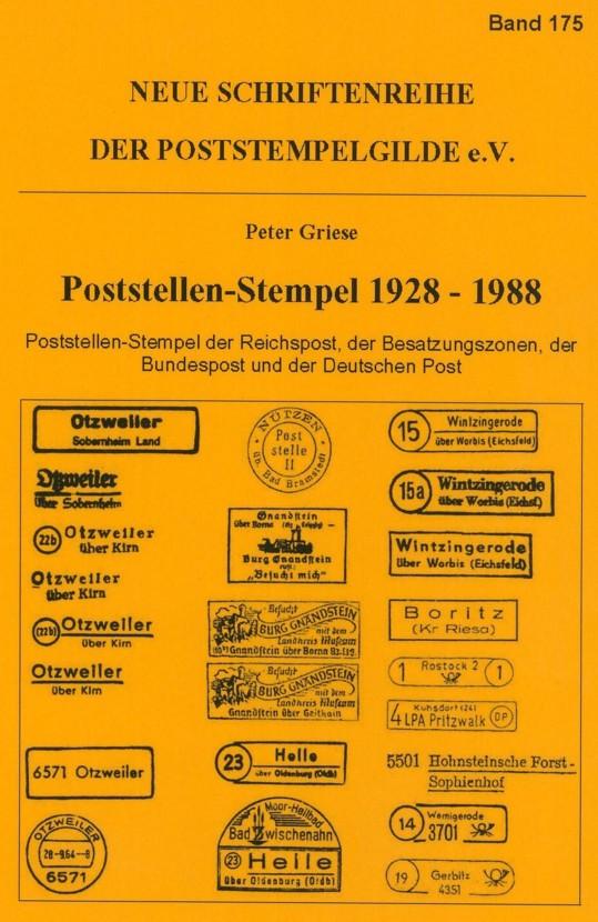 Deutschland  -  Landpoststempel (Poststellenstempel) Griese10