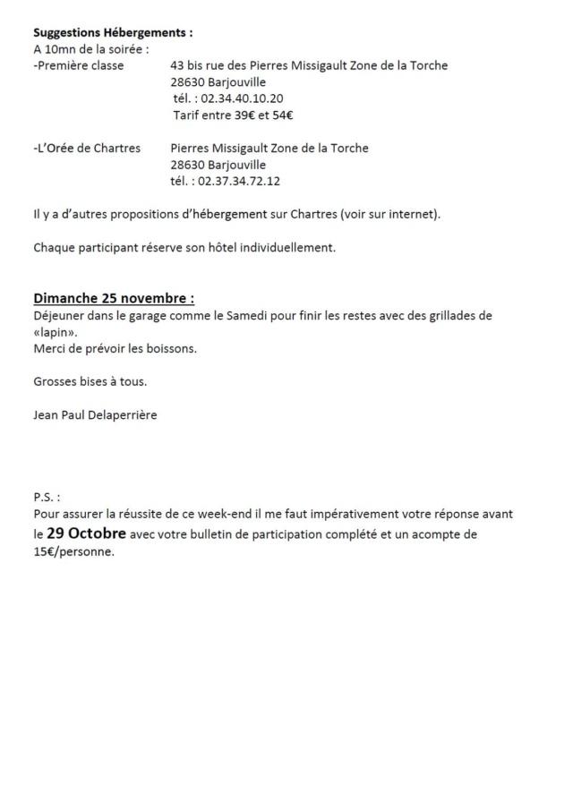 RENCONTRE RAIDEURS 2CV - CHARTRES 2018  Chartr11