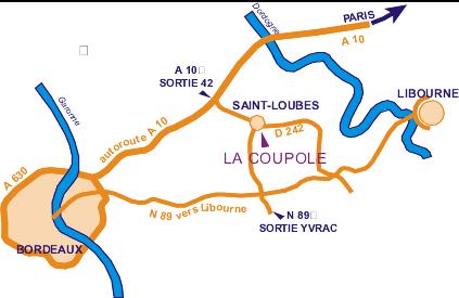 Bourse de Bordeaux Plan11