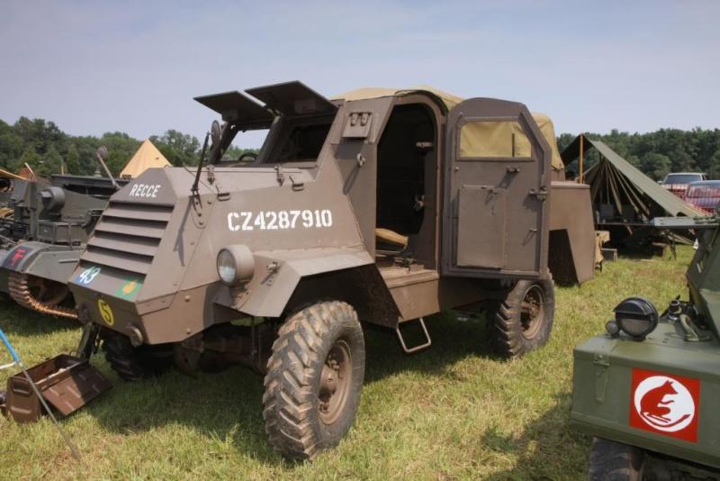peinture - CMP C15TA, véhicule blindé canadien, Mirror Models 1/35 - Page 8 Gmc-c110
