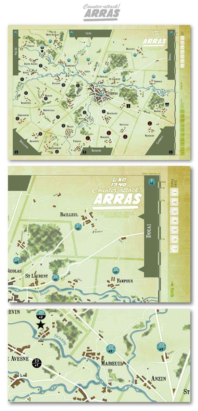 Counter-Attack ! Arras - 21 mai 1940 Arrass11