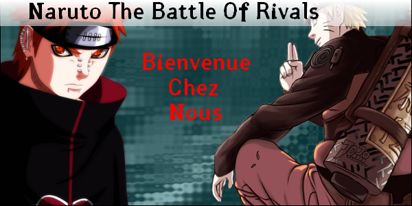 Naruto The Battle of Rivals