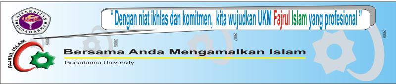 Forumnya LDK FARIS UG