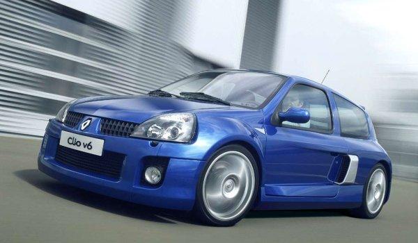 rallye cross !!! Clio-v10