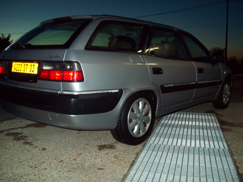 citroen xantia 2.1 turbo d12 break 1997 en bon état (echange possible) 101_0911