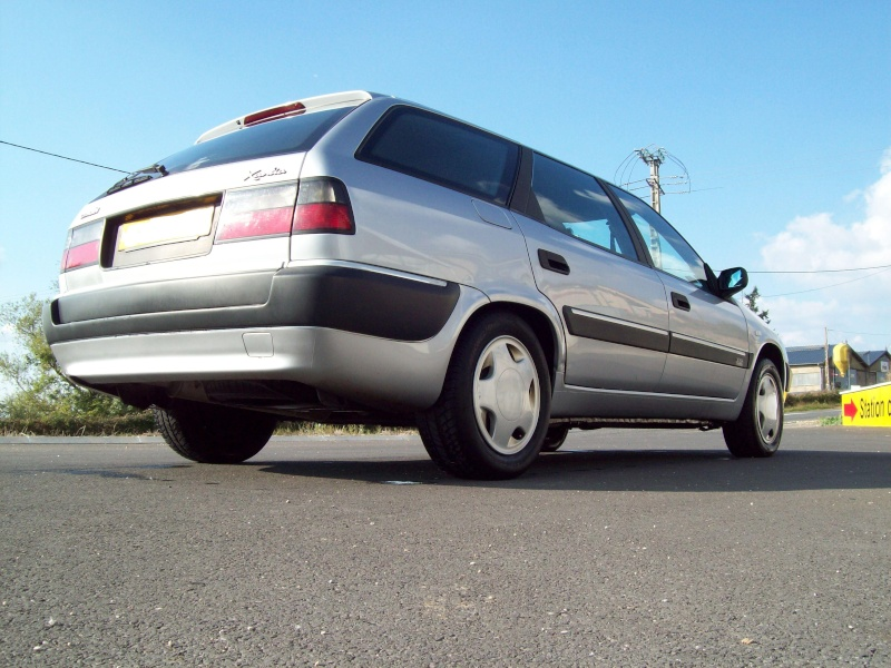 citroen xantia 2.1 turbo d12 break 1997 en bon état (echange possible) Xantia11