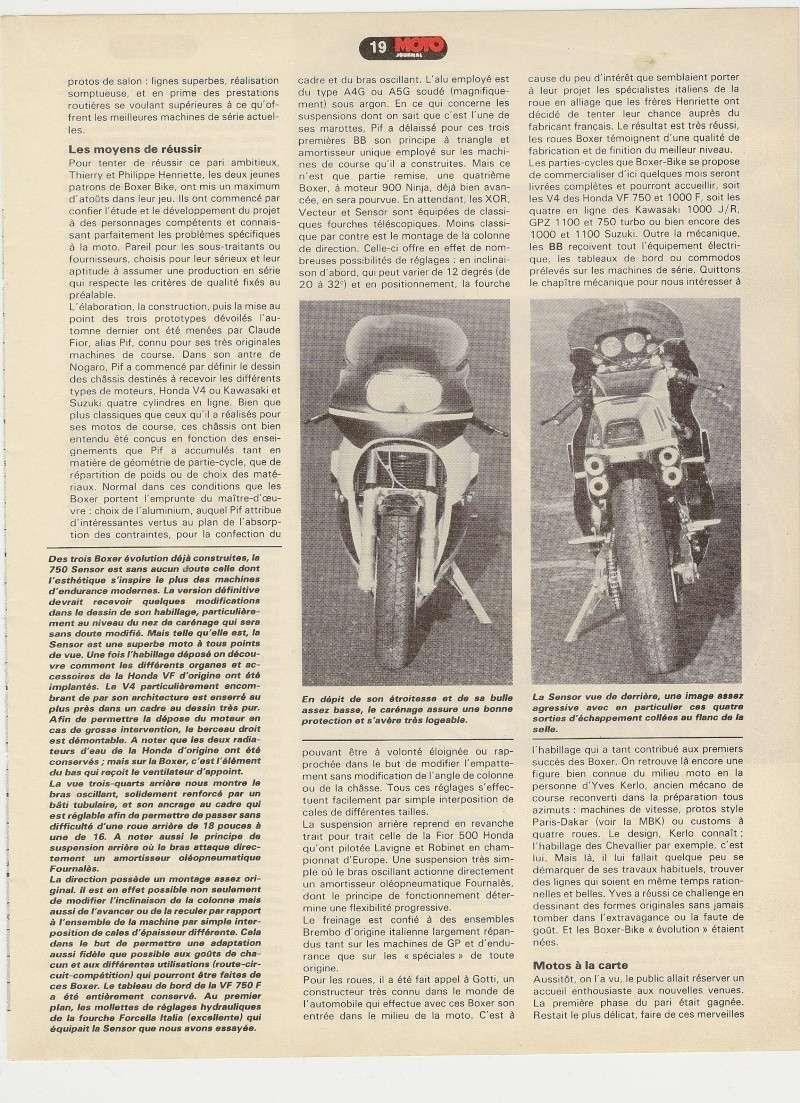 vecteur boxer bike Boxer_12