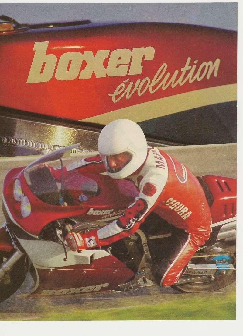 vecteur boxer bike Boxer_16