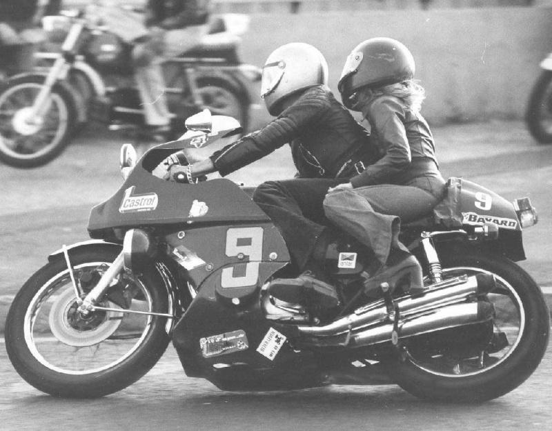 RUNGIS, CAROLE & 70's Moto6010