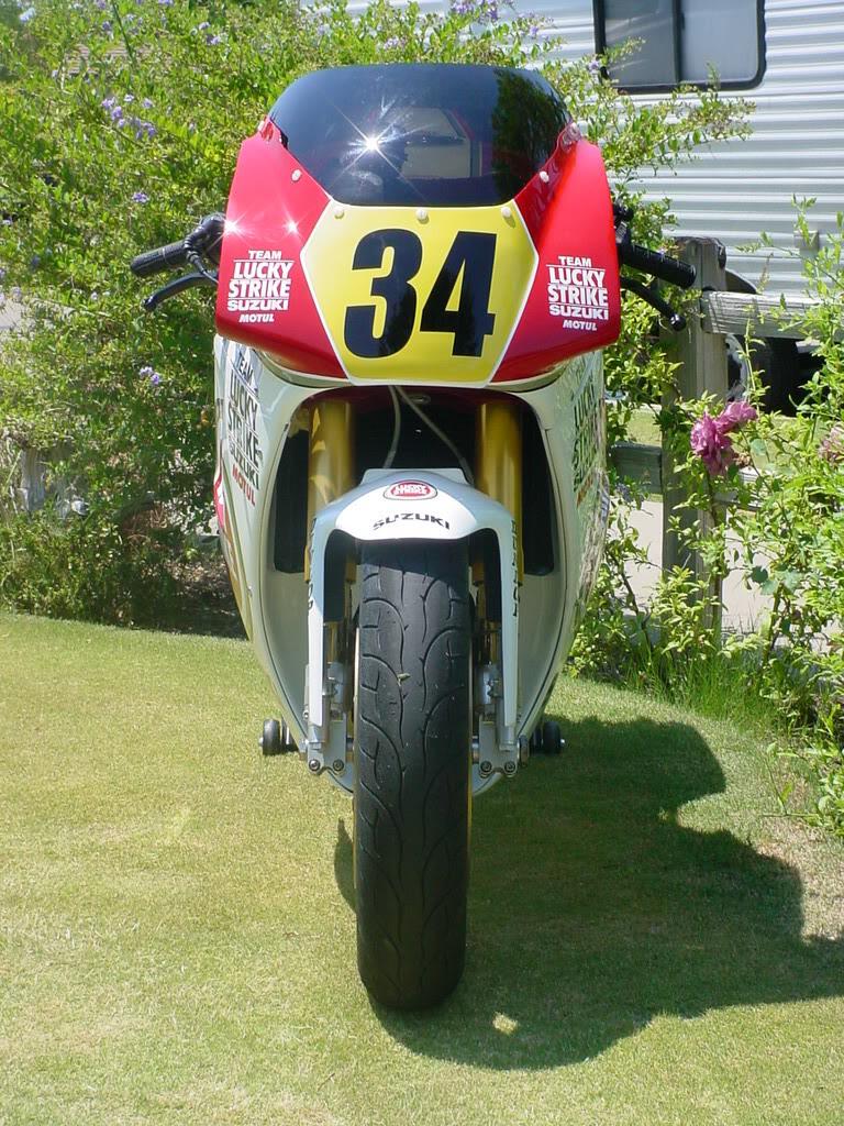 RG 500 BY SPONDON Myspon30