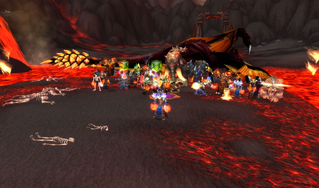 Sarth + 3 down! GZ Wowscr14