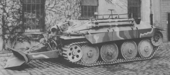 Flammpanzer Hetzer 38(t) [DRAGON 1/35] Bergeh10