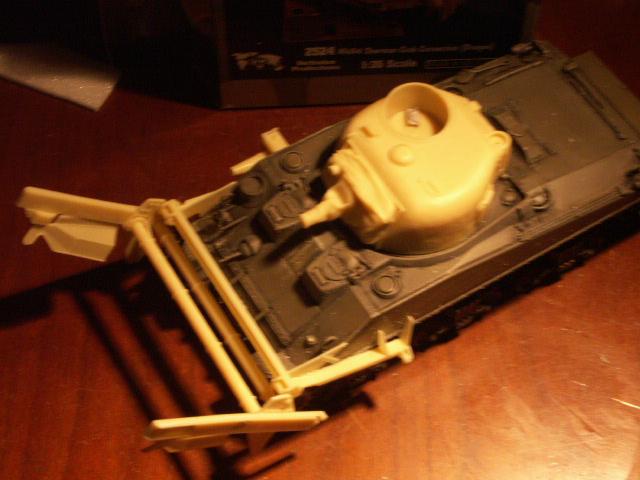 M4A4 SHERMAN CRAB [DRAGON 1/35] la résurection d'un projet abandonné Crab-d10