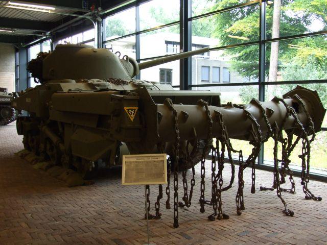 M4A4 SHERMAN CRAB [DRAGON 1/35] la résurection d'un projet abandonné Crab-m10