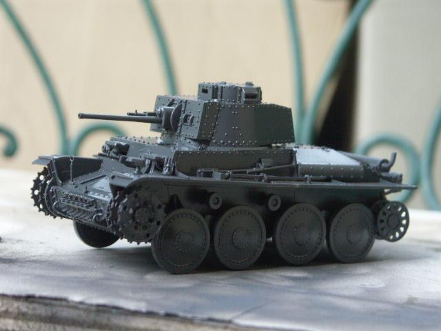 Panzer 38(t) Ausf E/F Tristar 1/35 Gris10