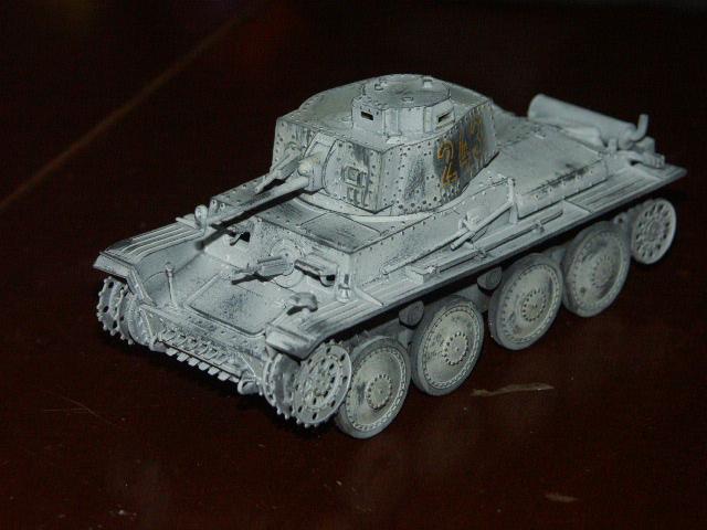 Panzer 38(t) Ausf E/F Tristar 1/35 Hiver-10