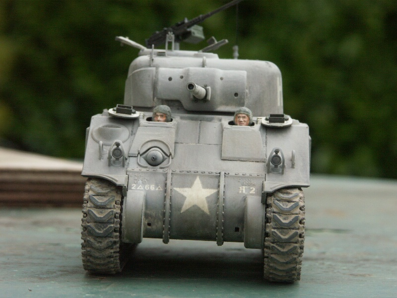 SHERMAN M4 'Early Production' [TAMIYA 1/35] M4-ear11