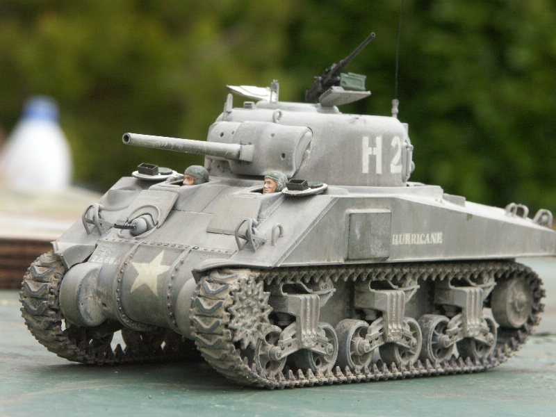 SHERMAN M4 'Early Production' [TAMIYA 1/35] M4-ear12