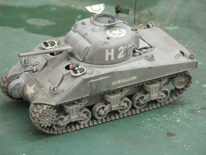 SHERMAN M4 'Early Production' [TAMIYA 1/35] M4-ear13