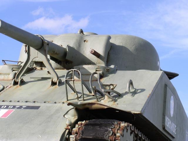 sherman 'montereauII' heller 1/35 M4a2_d10