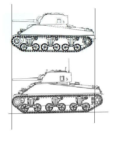 M4A4 SHERMAN CRAB [DRAGON 1/35] la résurection d'un projet abandonné Ma_et_10