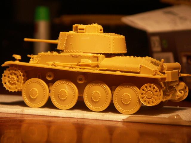 Panzer 38(t) Ausf E/F Tristar 1/35 Pict0113