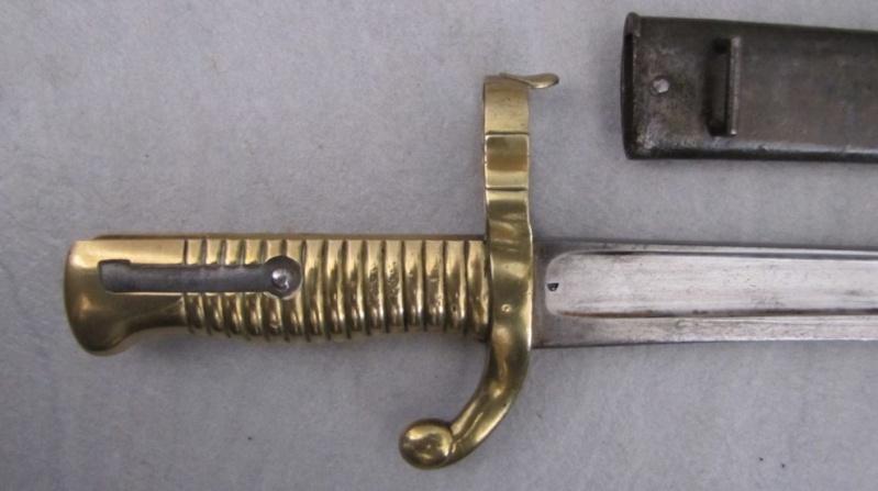 Les baïonnettes pour fusils doubles. 085_0010