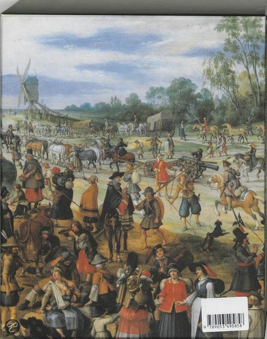 Les peintures de Sebastian Vrancx du début XVII°. 3gpars10