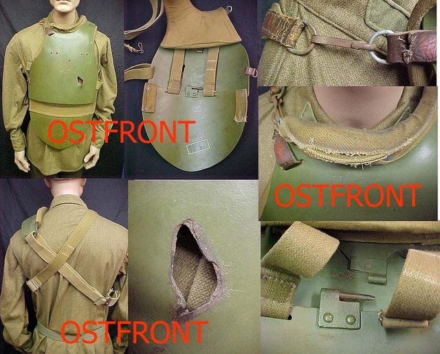 Les cuirasses d'assaut soviétiques. Cuiras13