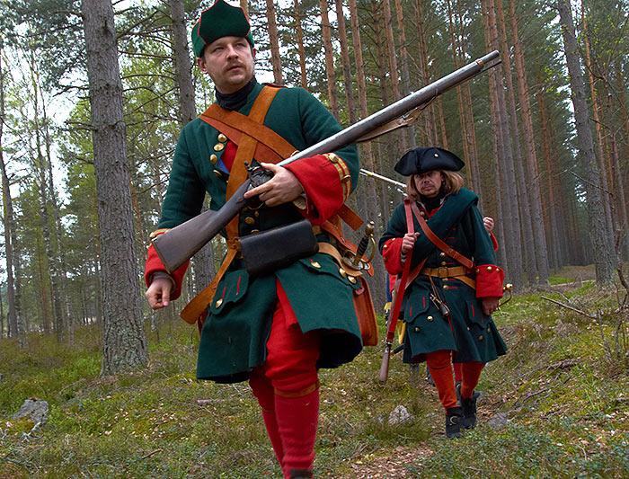 Bataille de Gangut 1714 la Grande Guerre du Nord. D7k_3310