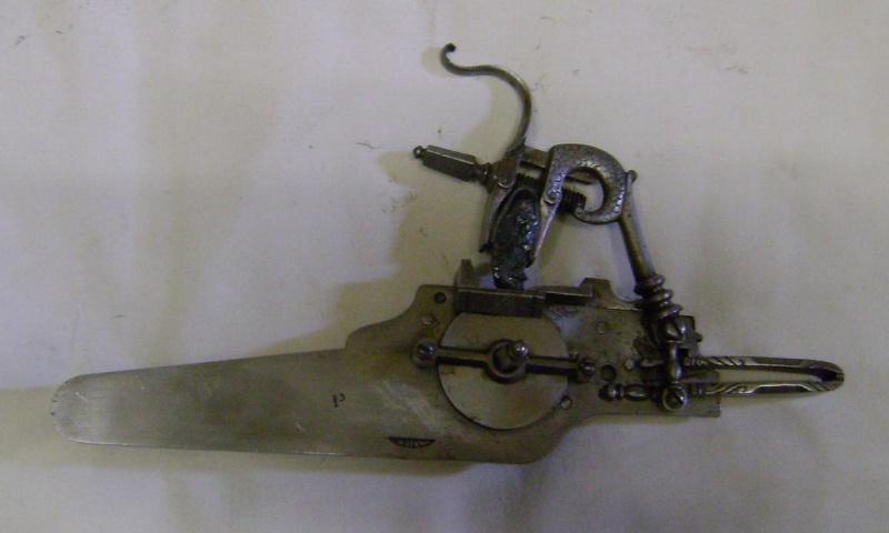 Reconstitution de mousquet à rouet. Dsc07726