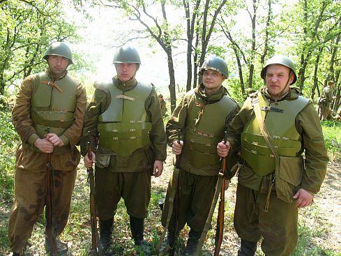 Les cuirasses d'assaut soviétiques. Lening10