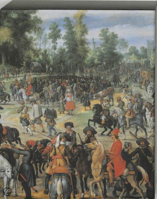 Les peintures de Sebastian Vrancx du début XVII°. R6sxq710