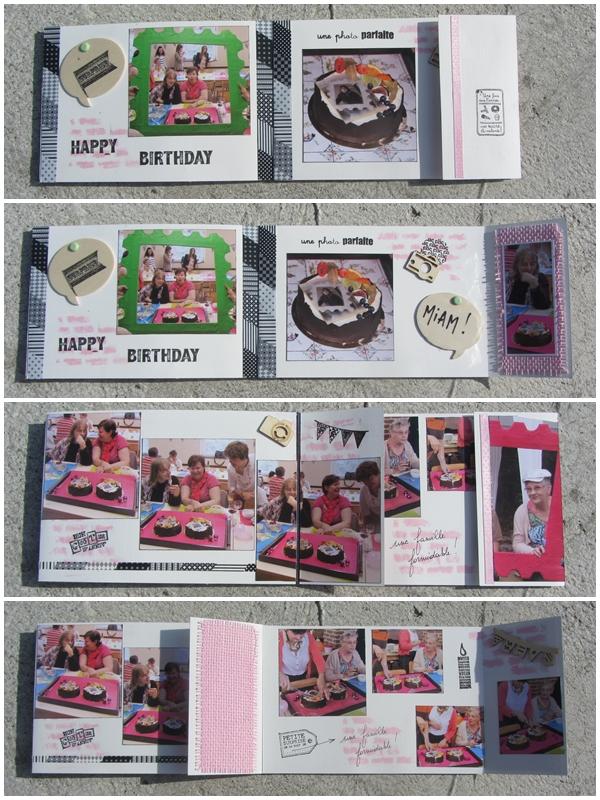 Galerie sujet mini album équipe A les ZARTIST'O CHATS Page_210
