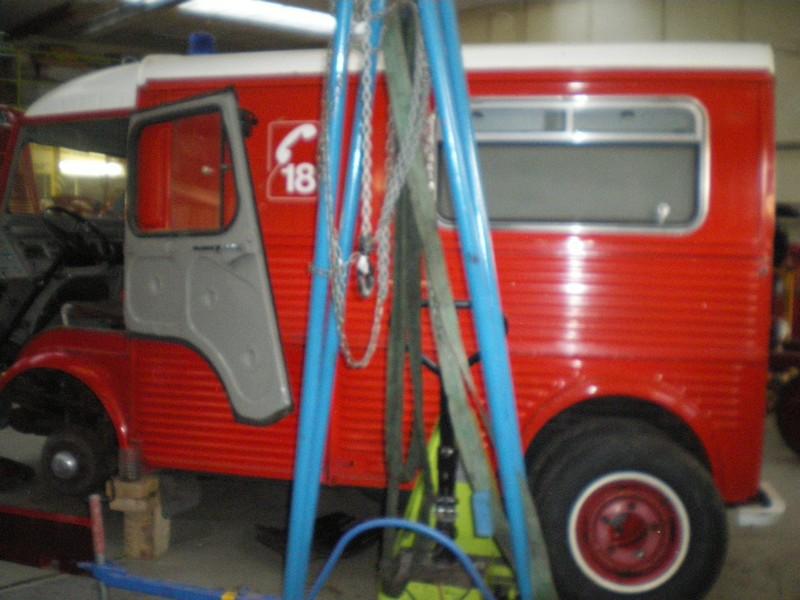 Le musée des Sapeurs Pompiers de Montville Imgp1610