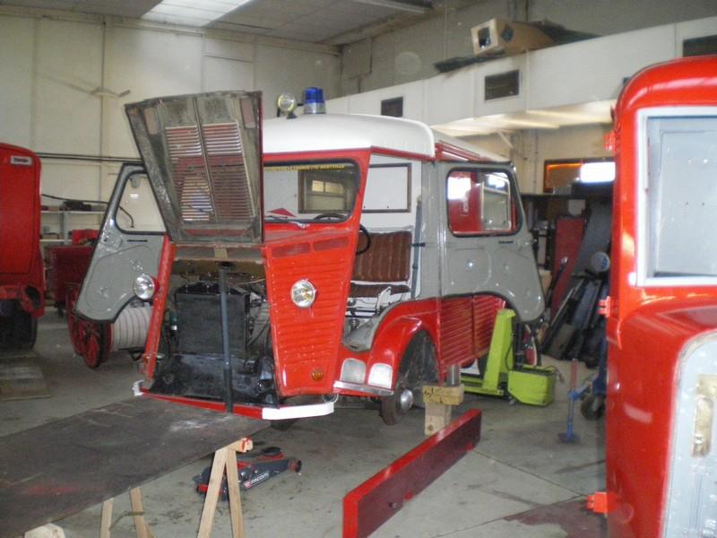 Le musée des Sapeurs Pompiers de Montville Imgp1611