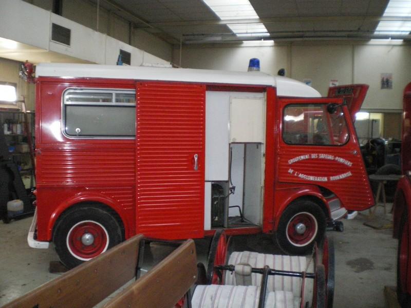 Le musée des Sapeurs Pompiers de Montville Imgp1613