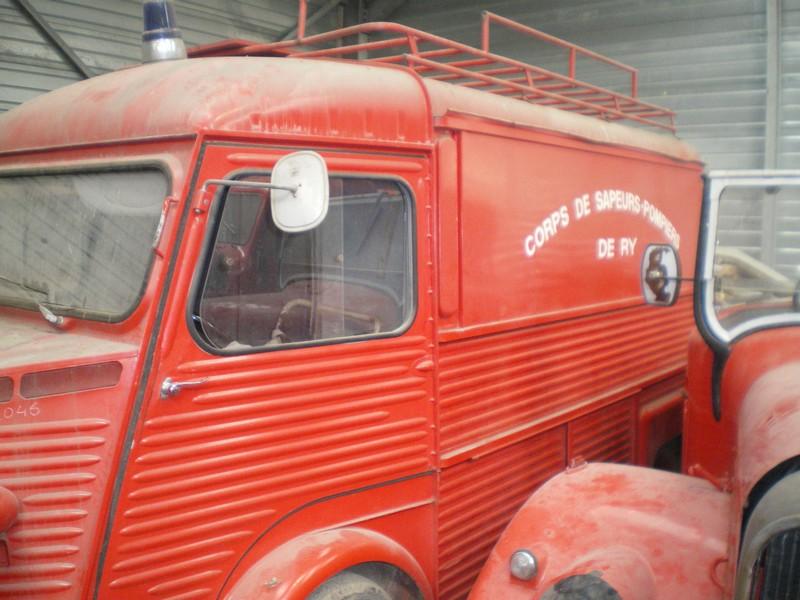 Le musée des Sapeurs Pompiers de Montville Imgp1619