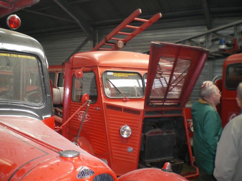 Le musée des Sapeurs Pompiers de Montville Imgp1620