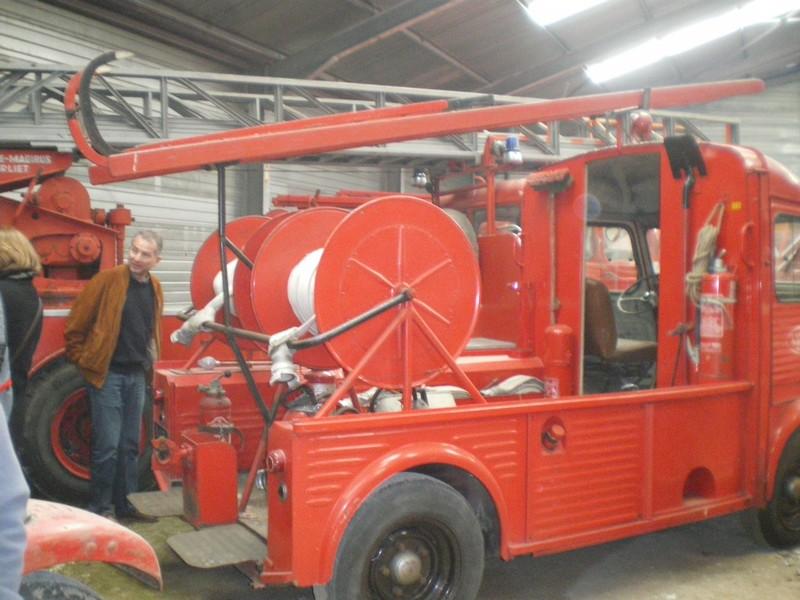 Le musée des Sapeurs Pompiers de Montville Imgp1621