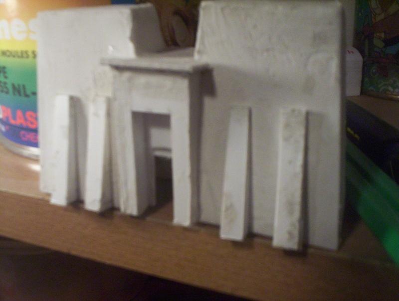 Diorama stargate pyramide de Ra 100_5013