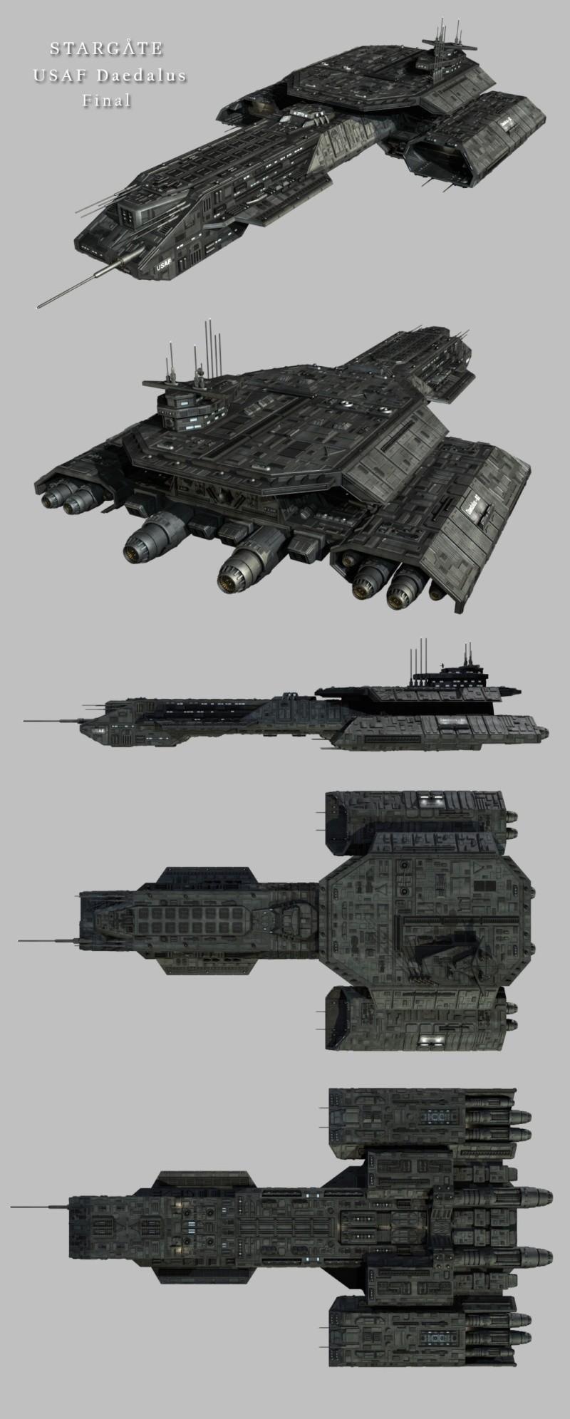 Vaisseau type BC-304 en construction Starga12