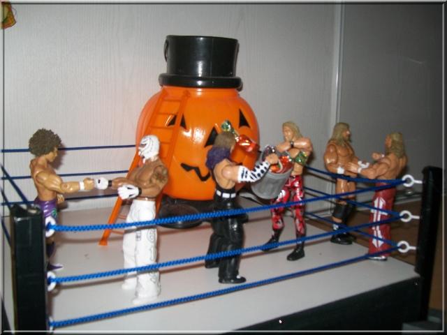 Défi Tag Team de Novembre 2009 114